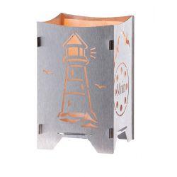 Kerzenhalter Leuchtturm (Stecksystem)
